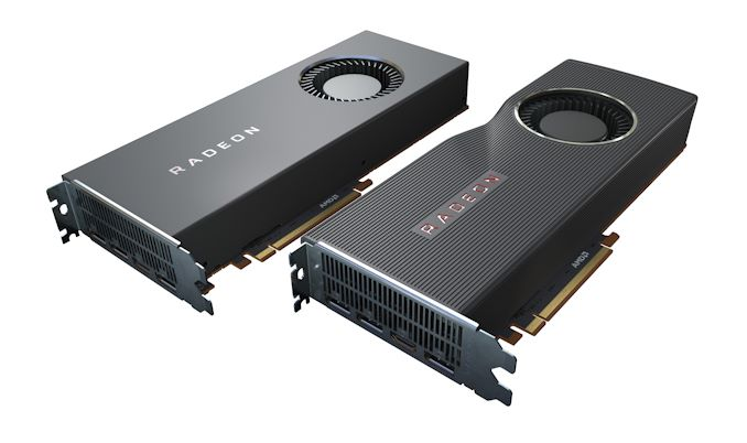 The AMD Radeon RX 5700 XT & RX 5700 Review: Navi