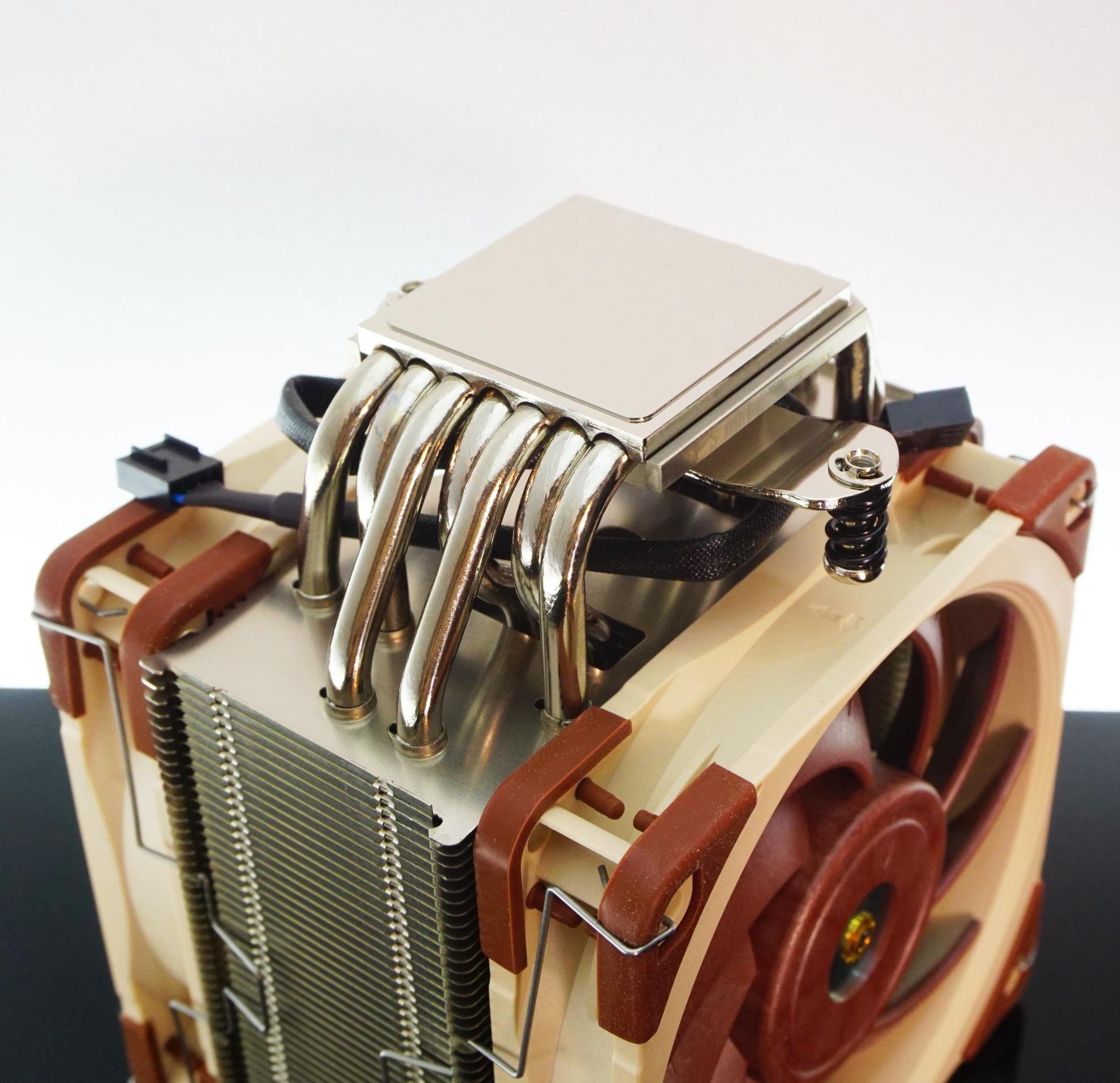 The Noctua Nh U12a Cpu Cooler The Noctua Nh U12a Cpu