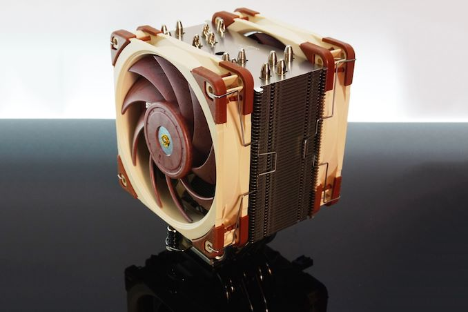 The Noctua NH-U12A CPU Cooler Review: Big Performance in a