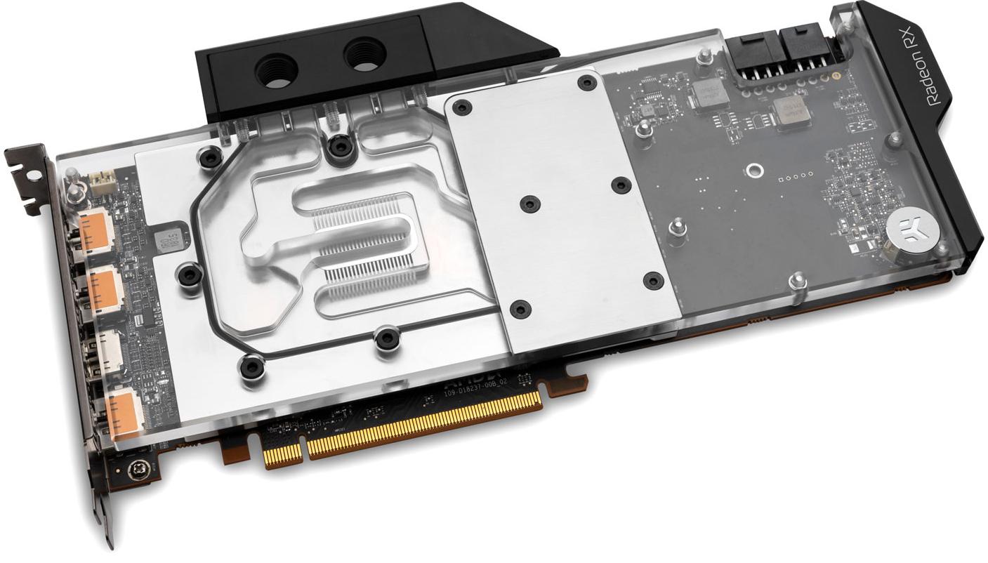 EK Water Blocks Unveils EK-Vector for AMD Navi Graphics Cards