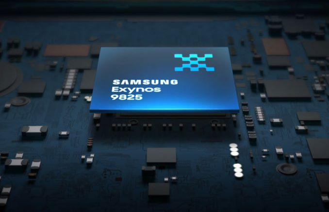 Samsung Announces the Exynos 9825 SoC: First 7nm EUV Silicon