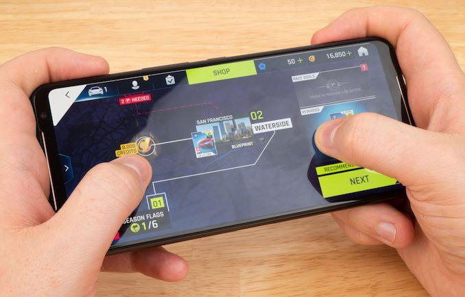 ASUS Announces New ROG Phone II: 120Hz OLED, 6000mAh & Snapdragon 855+