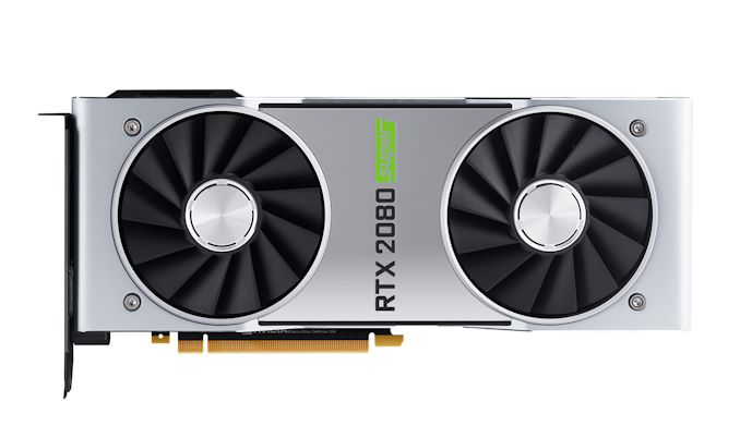 The NVIDIA GeForce RTX 2080 Super Review: Memories of the Future