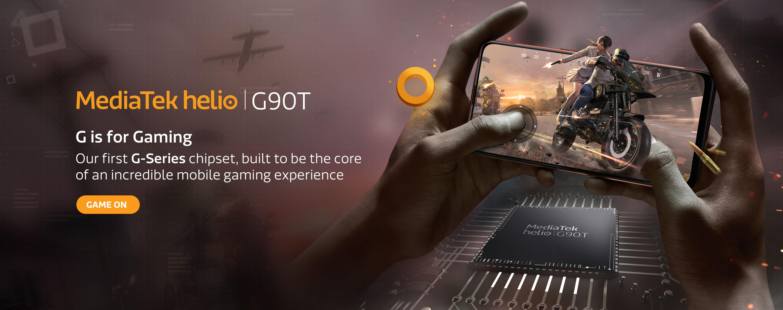 MediaTek Announces New Helio G90 Series SoCs: Gaming Focused Mid-Range