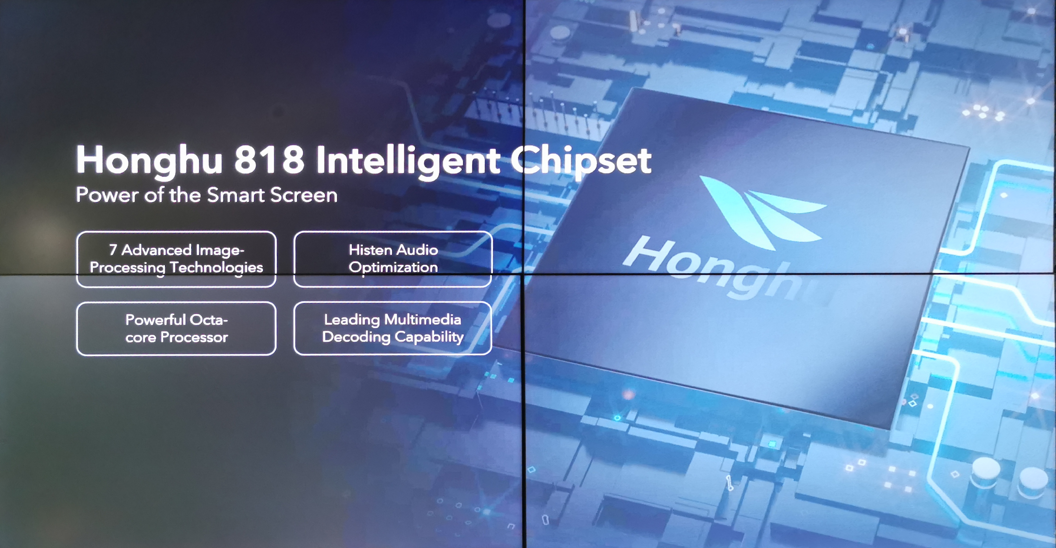 Honor Set to Enter TV Market with New Honghu 8K CPU