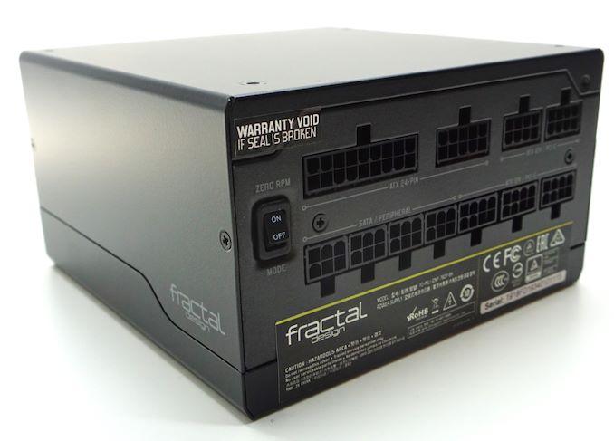 The Fractal Design Ion+ 760P 80Plus Platinum PSU Review