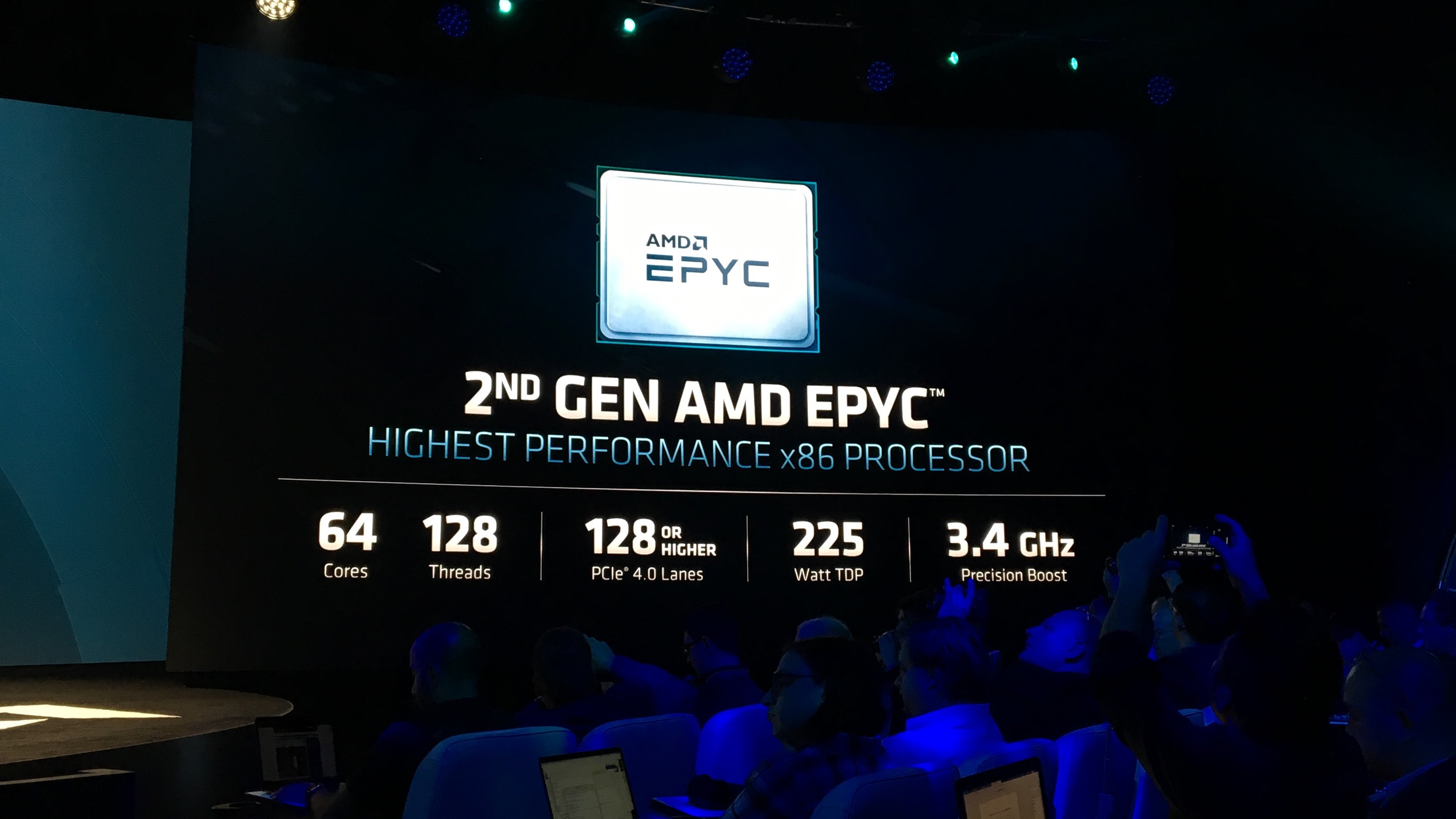 First Impressions Of 2x 64 Cores Amd Rome Second Generation Epyc Review 2x 64 Core Benchmarked