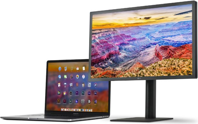LG Unveils New UltraFine 4K & 5K Monitors: Now with iPad Pro Support - AnandTech thumbnail