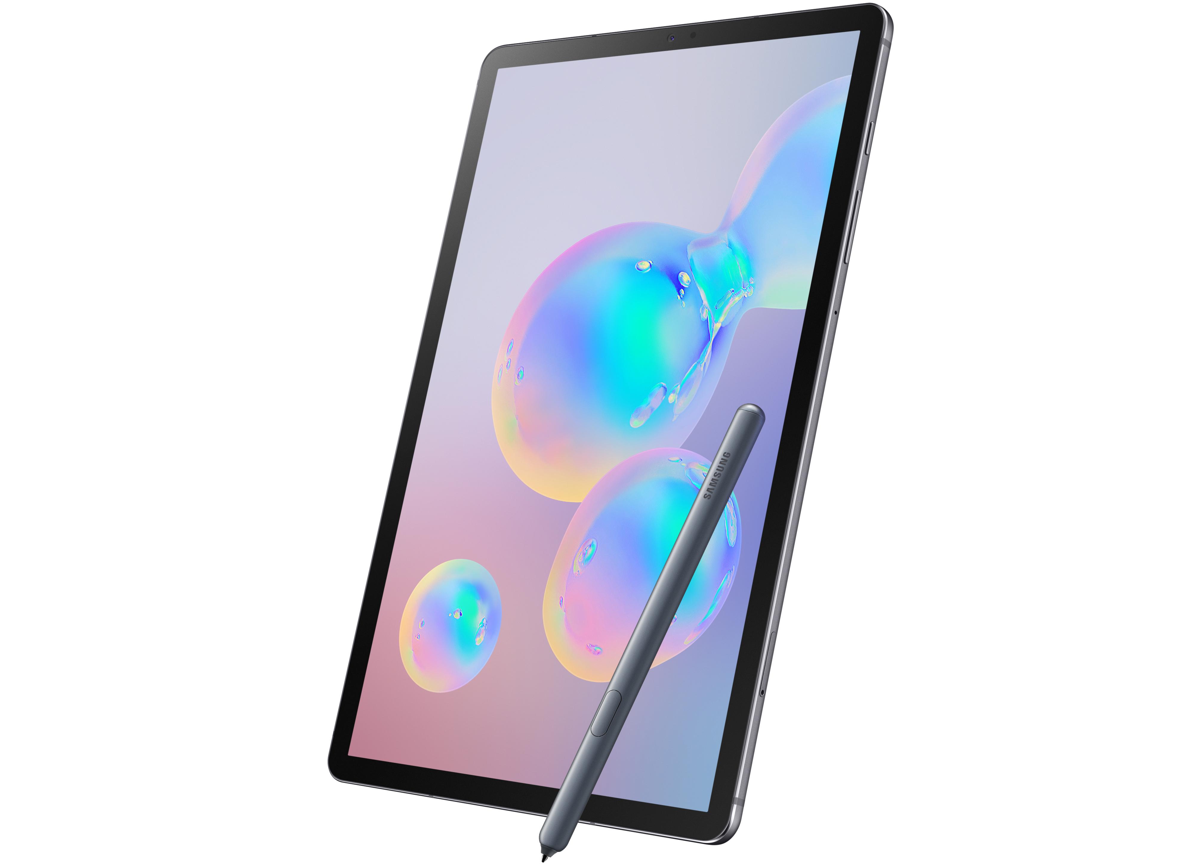 Samsung Introduces Galaxy Tab S6: 10 5-Inch AMOLED