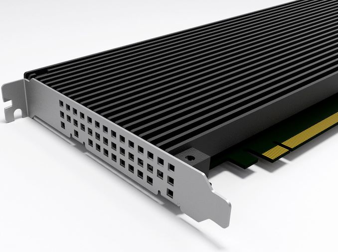 Liqid to Demonstrate Element LQD450 PCIe 4 0 x16 SSD: 32 TB At Up to