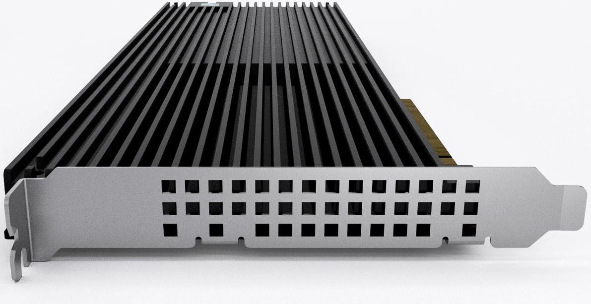 Liqid to Demonstrate Element LQD4500 PCIe 4 0 x16 SSD: 32 TB