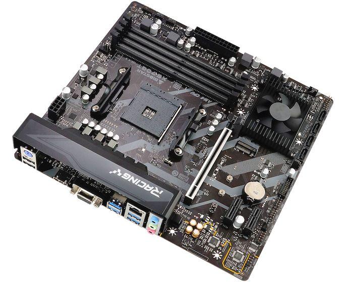 Biostar Unveils Racing X570GT: An mATX Motherboard for AMD Ryzen 3000