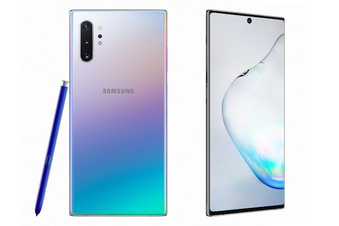 Samsung Announces Galaxy Note10 & Note10+: A Redesign With