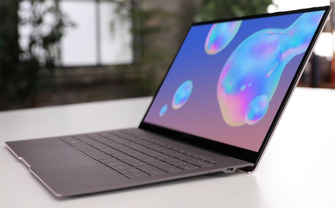 Samsung Announces Always-Connected Galaxy Book S Laptop with
