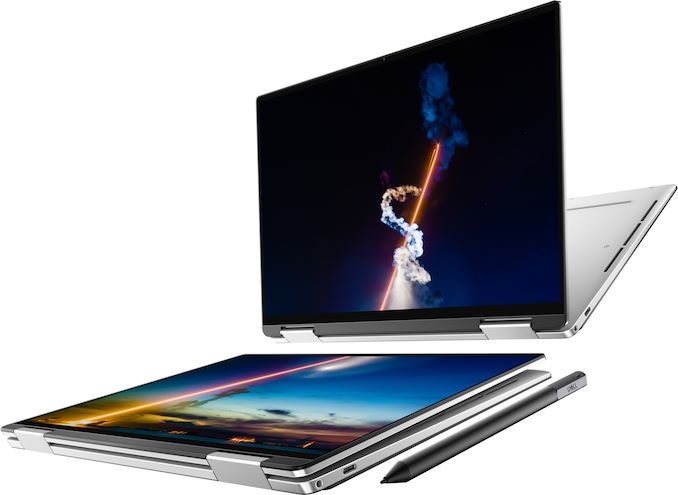 Dell's XPS 13 2-in-1 7390 Available: Intel's 10th Gen Core CPUs Inside