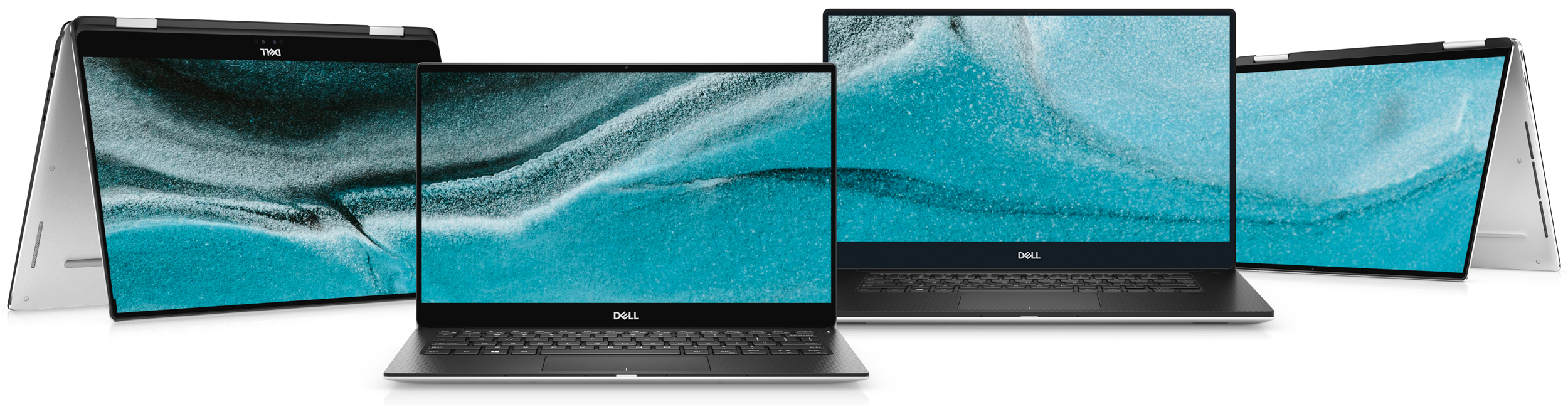 Dell's XPS 13 2-in-1 7390 Available: Intel's 10th Gen Core