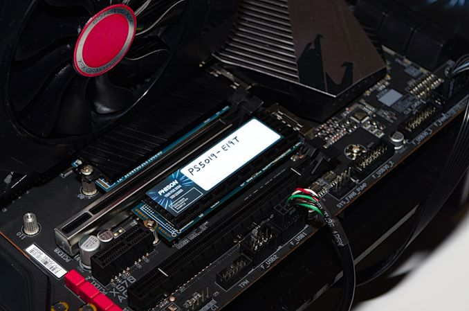 Phison Previews Next-Gen PCIe 4 0 SSD Controllers: Up to 7 GB/s