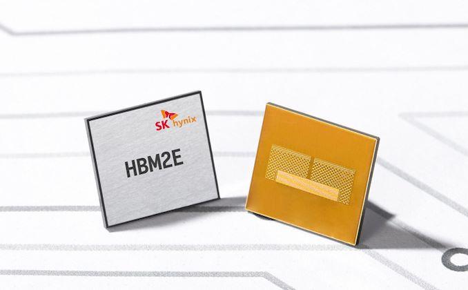SK Hynix Announces 3 6 Gbps HBM2E Memory For 2020: 1 8 TB/sec For