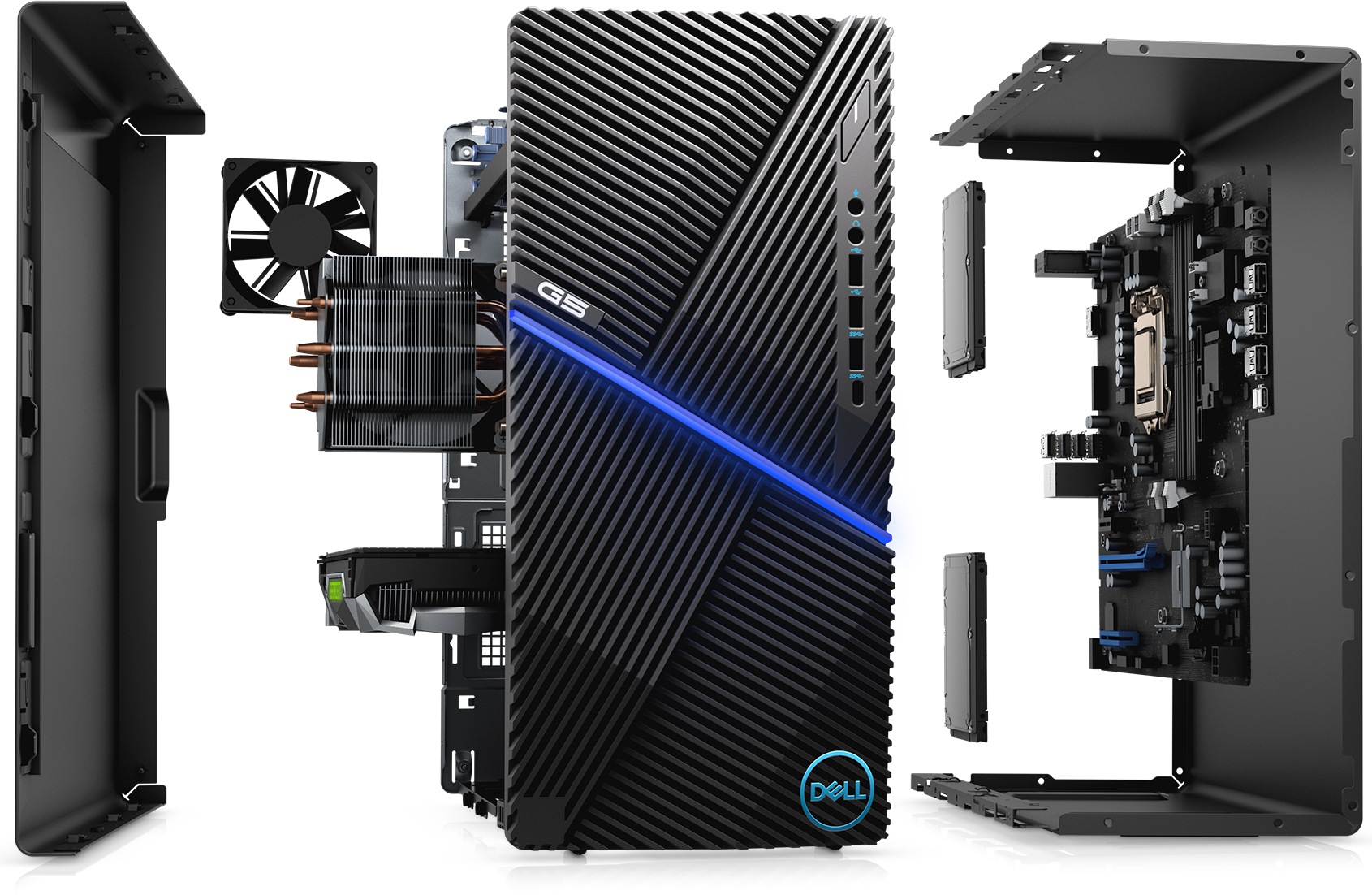 Dell Unveils G5 Gaming Desktop: Starting at $629
