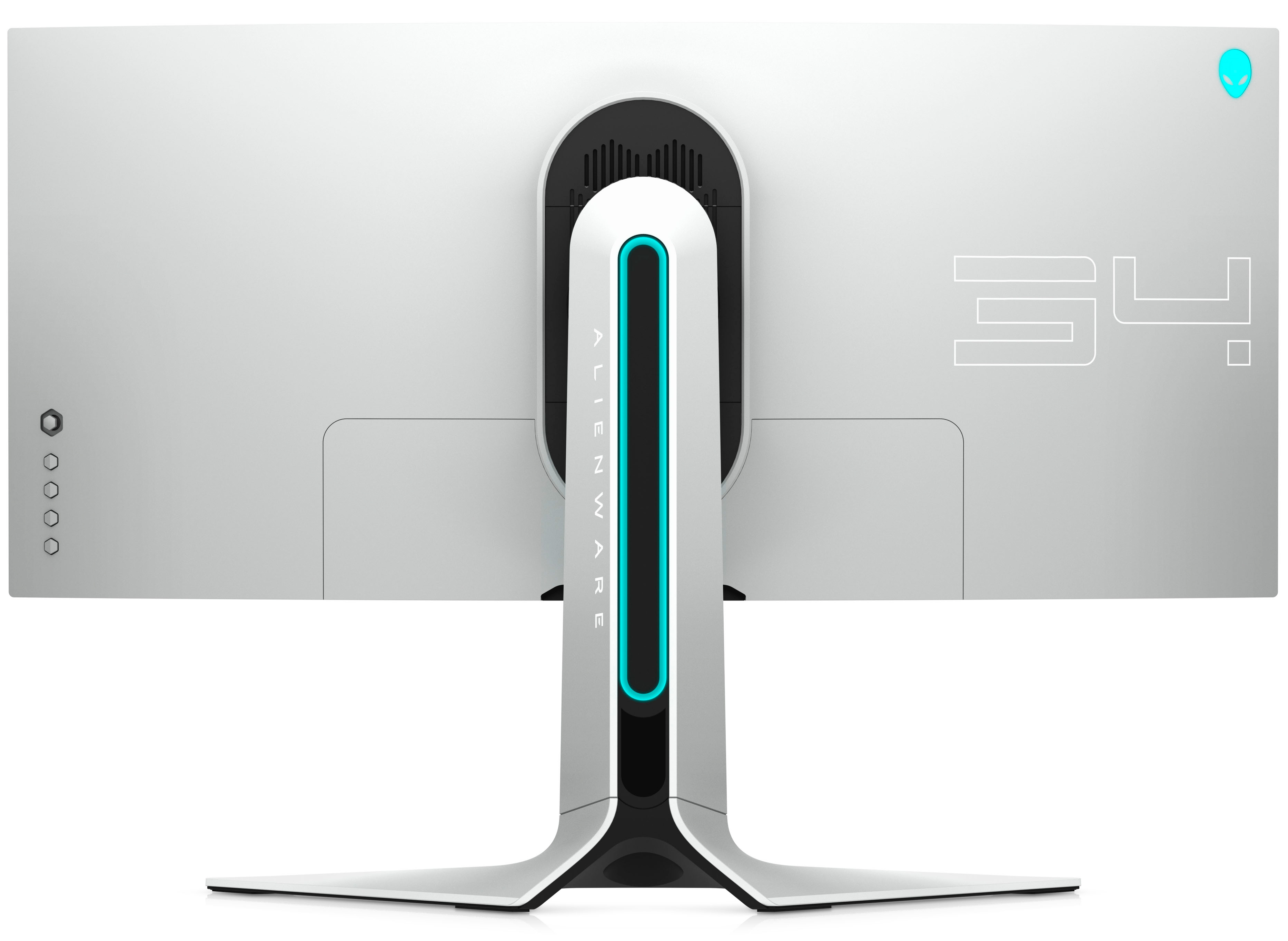 Dell Reveals Alienware 34 Curved Monitor: WQHD IPS with