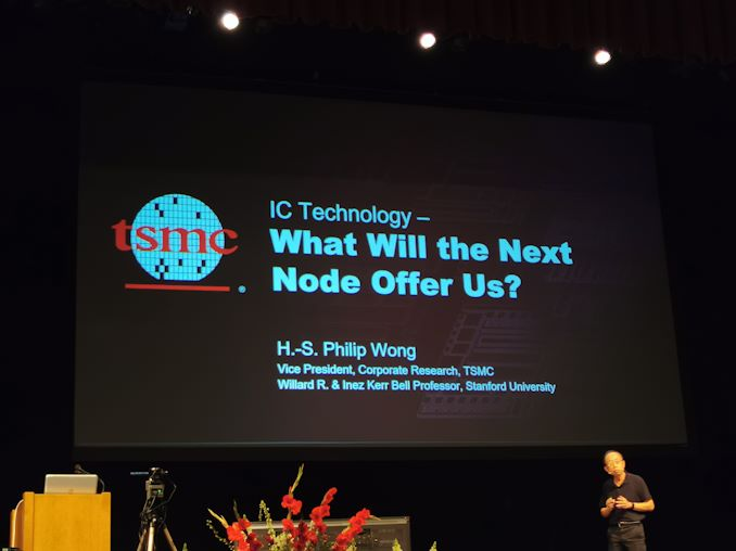 04 >> Hot Chips 31 Keynote Day 2 Dr Phillip Wong Vp Research At Tsmc 1