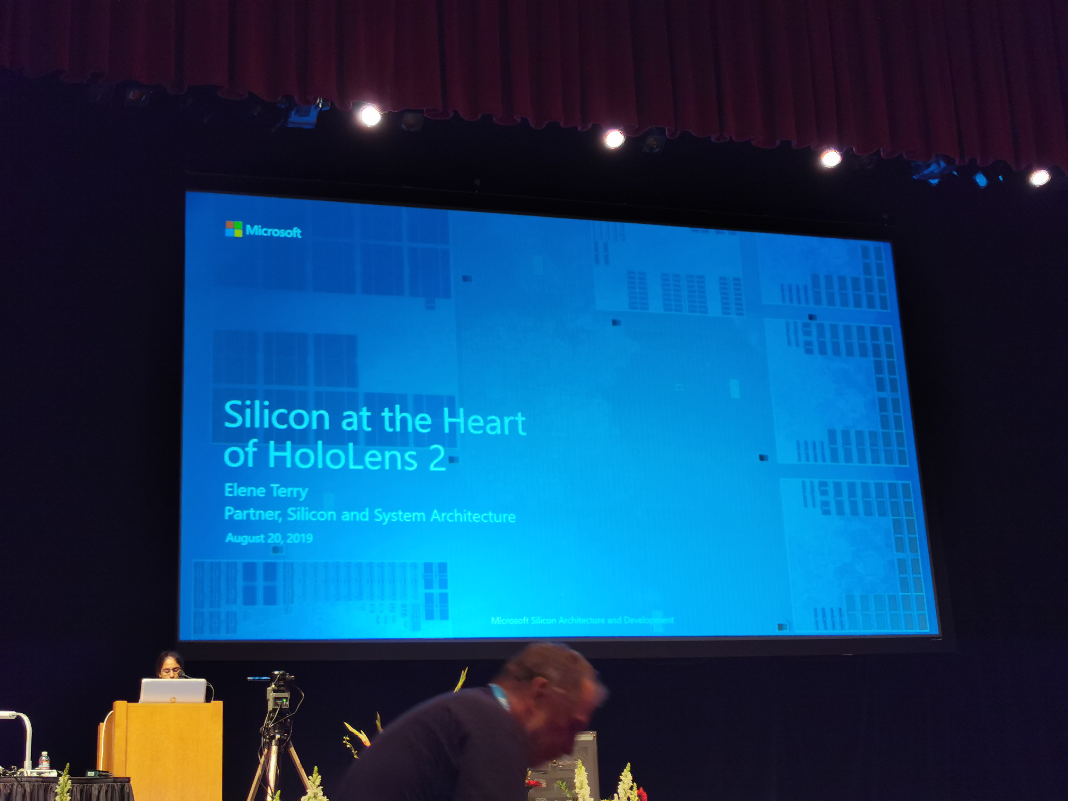 Hot Chips 31 Live Blogs: Microsoft Hololens 2 0 Silicon