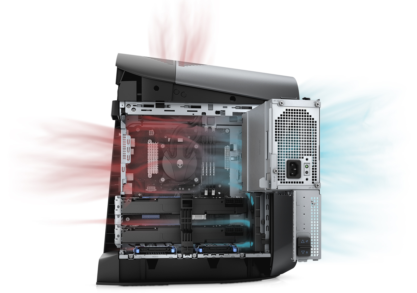 Dell Announces Alienware Aurora R9: An Ultimate mATX Gaming PC