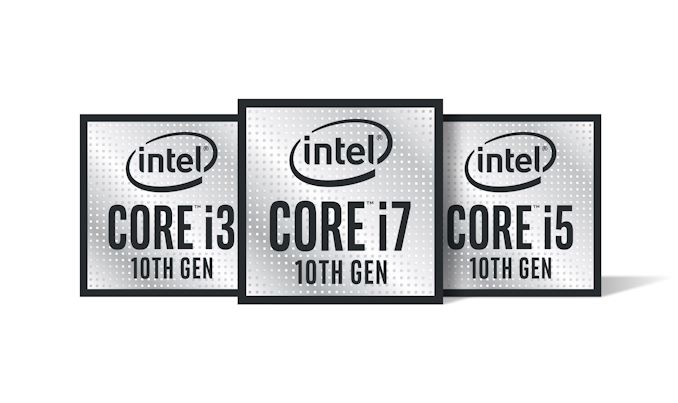 Intel Launches Comet Lake-U and Comet Lake-Y: Up To 6