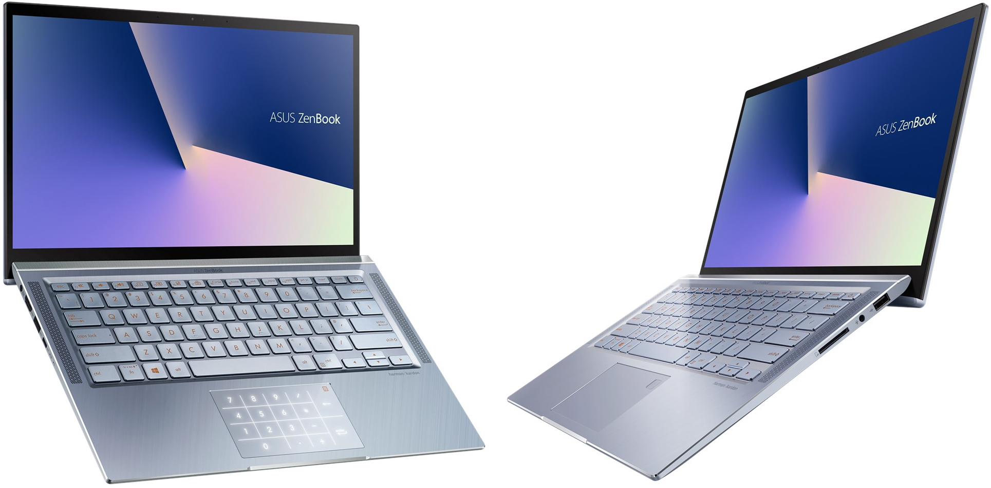 ASUS Launches AMD Ryzen-Based ZenBooks: Two Laptops & a Convertible