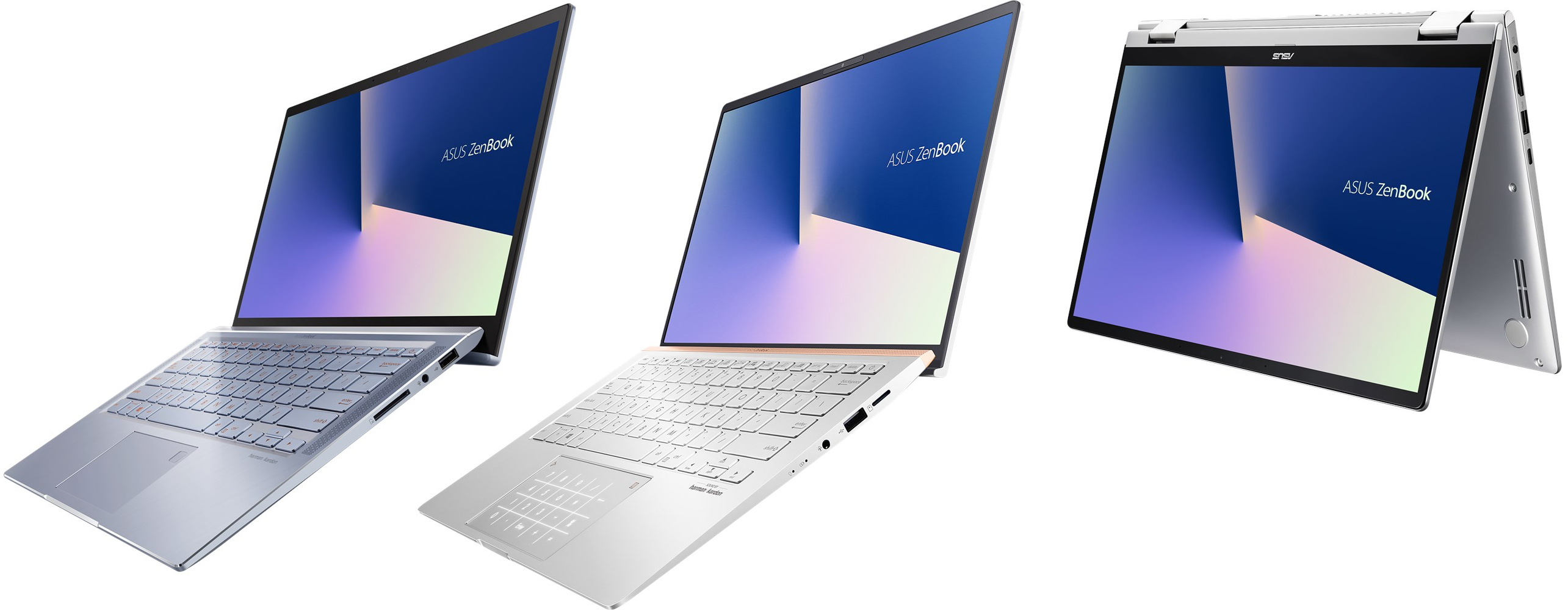 Asus Launches Amd Ryzen Based Zenbooks Two Laptops A Convertible