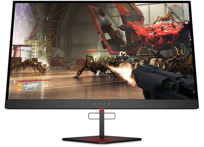 HP's Omen X 27: A 240Hz QHD Monitor with FreeSync 2 HDR