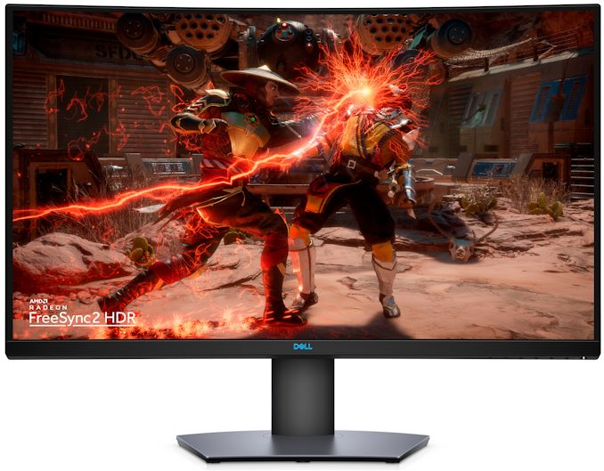 Dell Rolls Out 32-Inch QHD Curved Gaming Monitor (S3220DGF