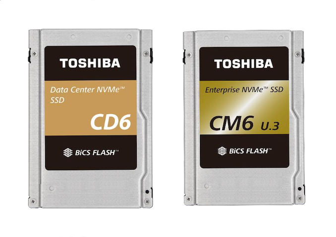 Toshiba's Timeline for PCIe 4 0 SSDs