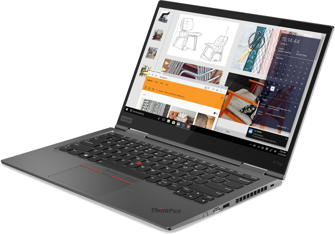 Lenovo's 2019 ThinkPad X1 Yoga: An Ultralight Convertible