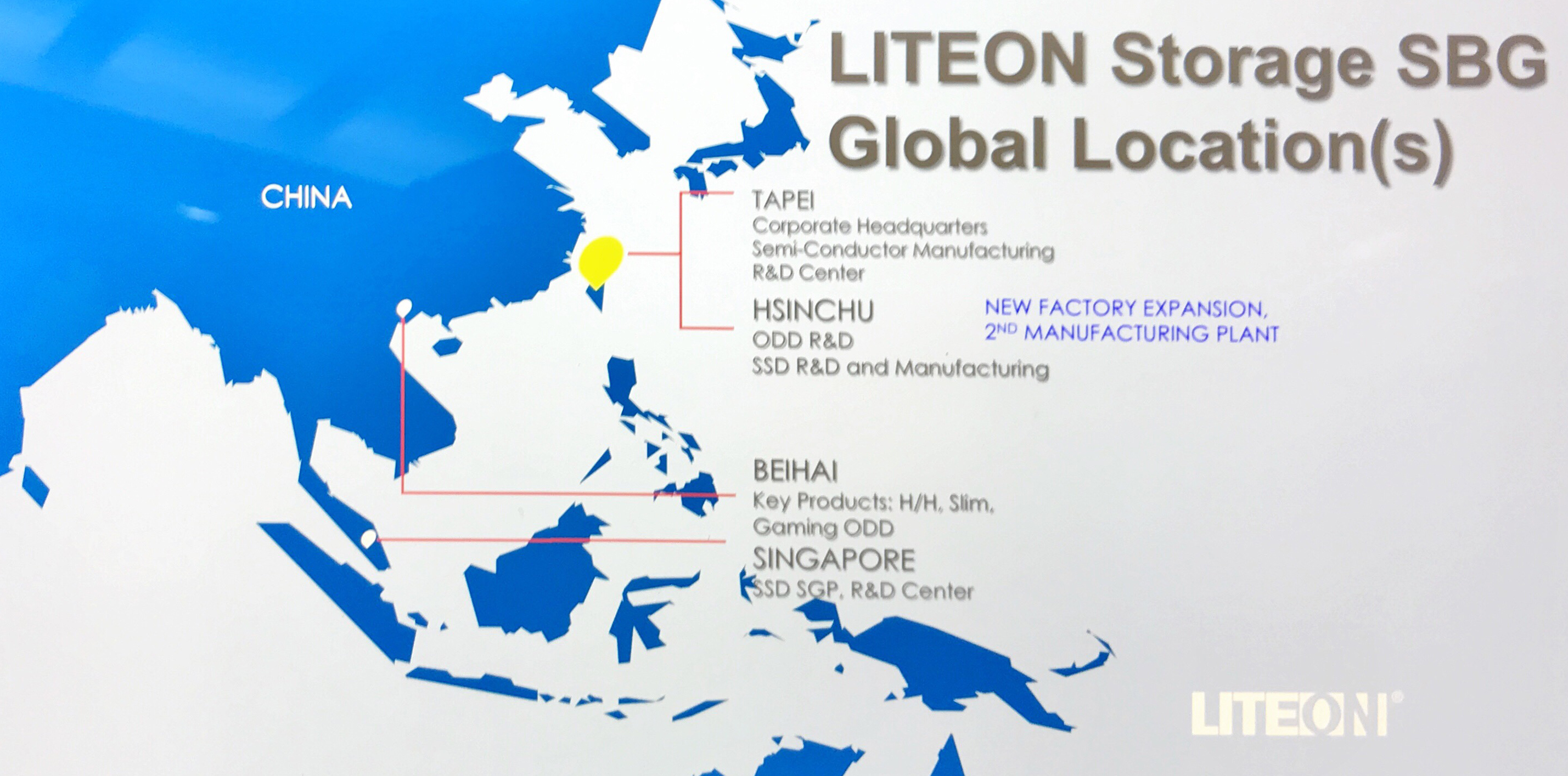 Toshiba Memory to Acquire Lite-On's SSD Business: Gains IP