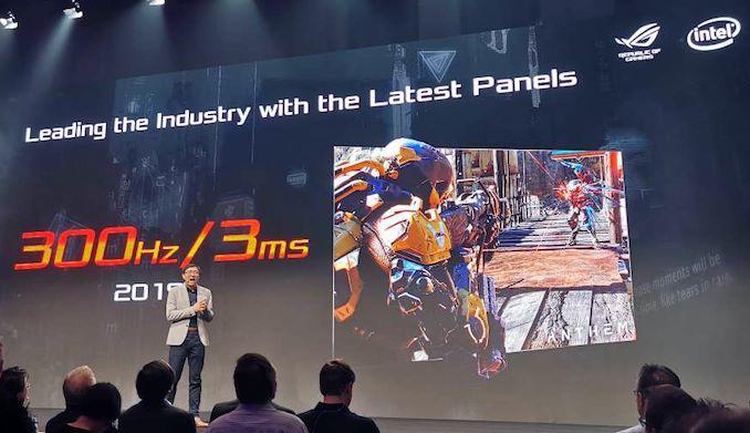 It Hurtz a Lot: ASUS's New 300 Hz Laptops