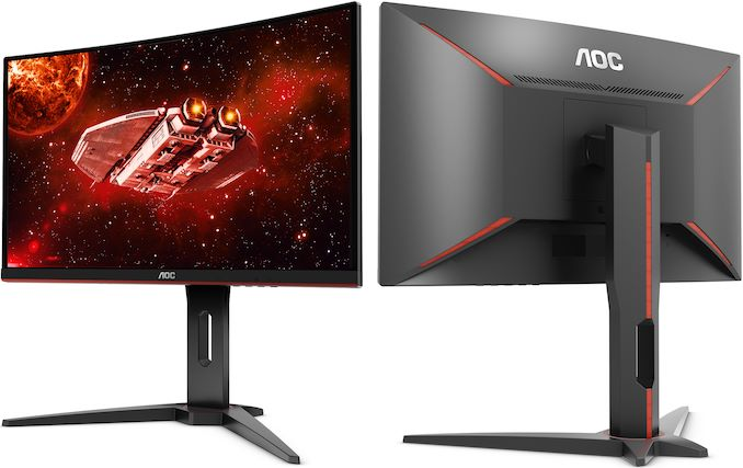 AOC Launches CQ27G1 Curved Monitor: 27 Inch, 144 Hz