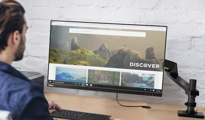 Lenovo's ThinkVision S28u-10: A 4K Business Display
