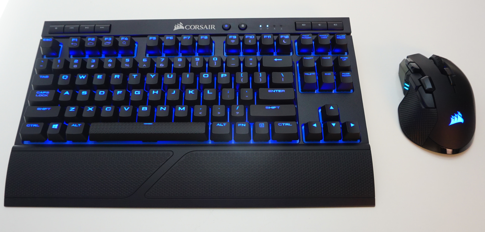 Final Words And Conclusion The Corsair K63 Wireless Mechanical Keyboard Review Pc Gaming Untethered