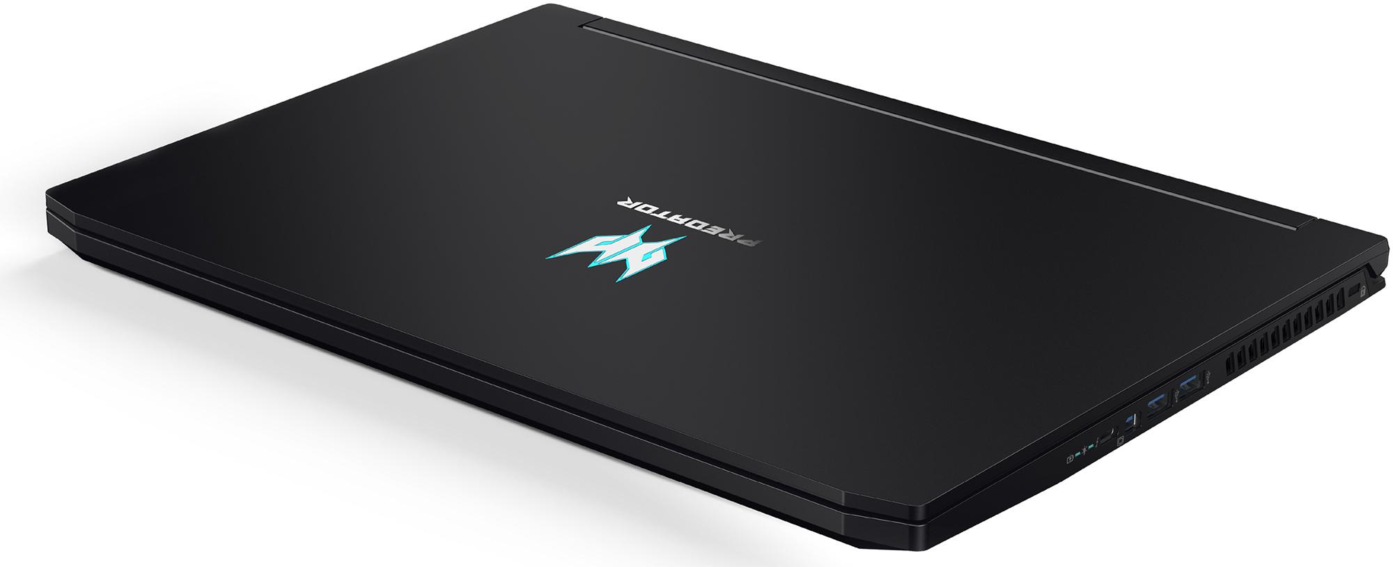 Blink Quickly: Acer's Predator Triton 500 Gets a 300 Hz Display