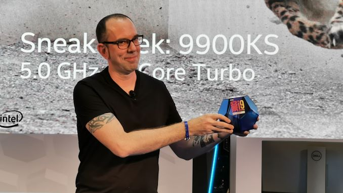 Intel to Launch Core i9-9900KS Next Month: 5 GHz on All Cores