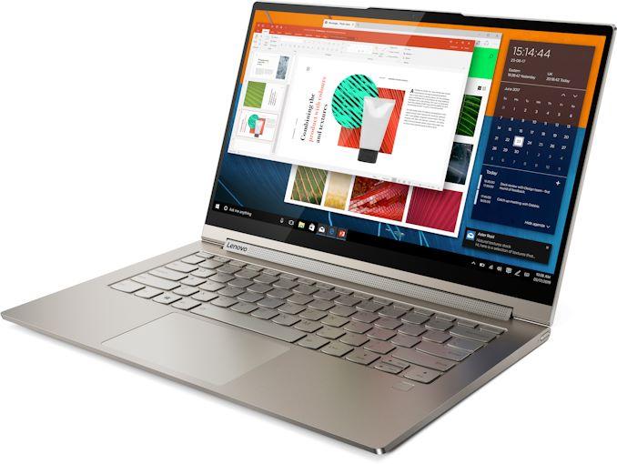 Lenovo Unveils Yoga C940 14-Inch: Ice Lake, 4K, Dolby Vision