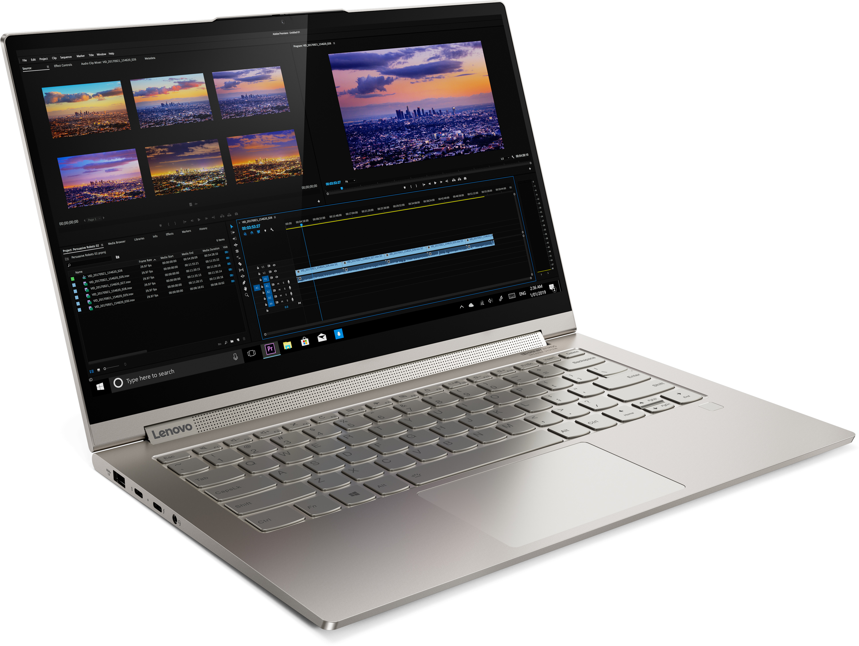 Lenovo Unveils Yoga C940 14 Inch Ice Lake 4k Dolby Vision