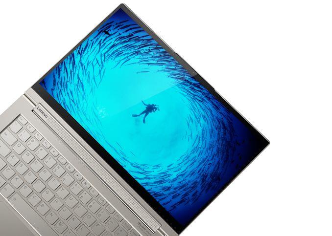 Lenovo's Yoga C940 15 6-Inch: Eight Cores and GTX 1650