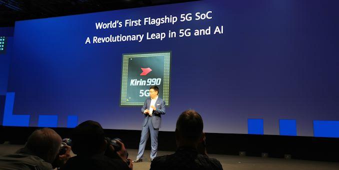 Huawei Rilis SoC 5G Pertama di Dunia, Dukung Seri Mate 30