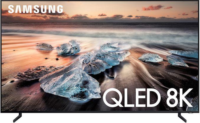 Samsung's 8K QLED TV 55-Inch: A More Affordable 8K Ultra-HD TV