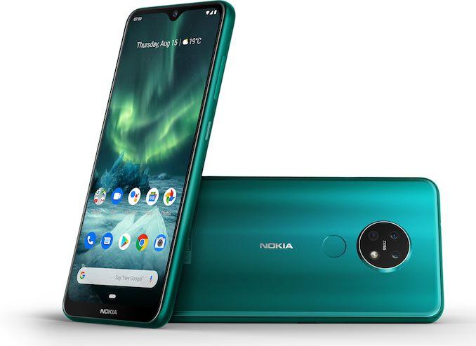Most Active Nokia 7.2 Topics