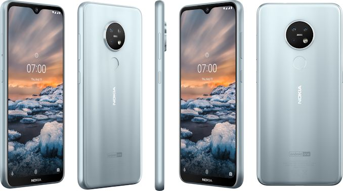 Nokia 7 2 Launched: 6 3-Inch PureDisplay, 48MP Camera