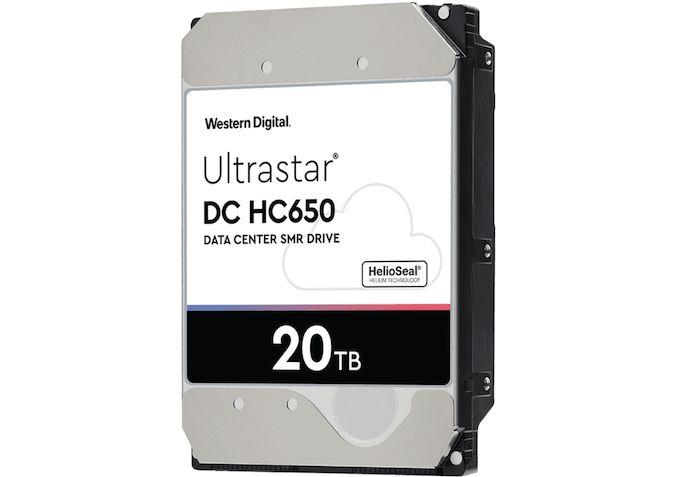 Western Digital 20 TB HDD: Crazy Capacity for Cold Storage