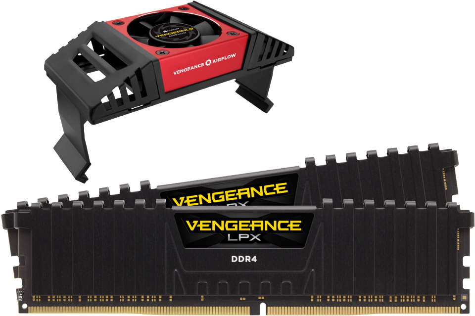 Corsair Reveals Vengeance Lpx Ddr4 4866 Memory Kit